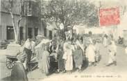 """Tunisie CPA TUNISIE """"Bizerte, place du Marché"""""""