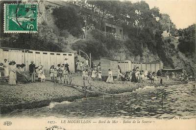 "CPA FRANCE 83 ""Toulon, le Mourillon"""