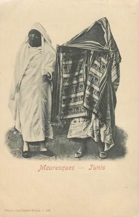 """CPA TUNISIE """"Femme Mauresque"""""""