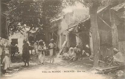 """CPA MAROC """"Meknès"""""""