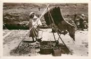 """Maroc CPSM MAROC """"Casablanca, marchand de légumes"""""""
