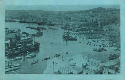 """CPA ALGERIE """"Alger, le port"""""""