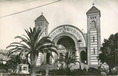 """CPSM ALGERIE """"Oran, la cathédrale"""""""