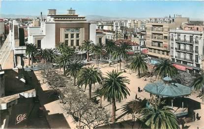 """CPSM ALGERIE """"Sidi Bel Abbès, place Carnot"""""""