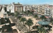 """Algerie CPSM ALGERIE """"Sidi Bel Abbès, place Carnot"""""""