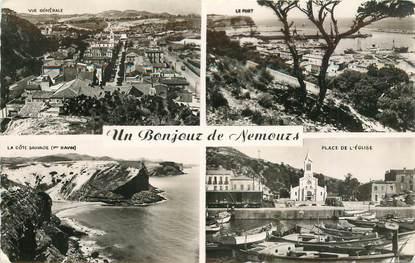 "CPSM ALGERIE ""Nemours"""
