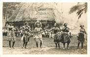 "Oceanie CPA FIDJI ""Samoa, Danse, Cérémonie"""