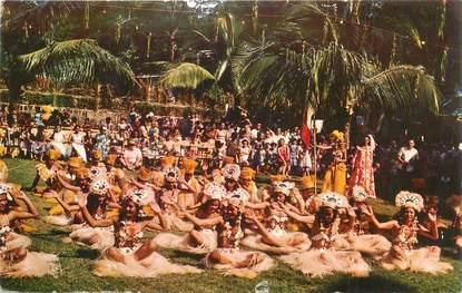 """CPSM TAHITI """"Danse tahitienne"""""""