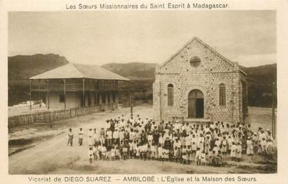 """CPA MADAGASCAR """"Diego Suarez, Soeurs missionnaires"""""""