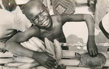 "CPA CONGO ""Brazzaville, enfant et sa tortue"""