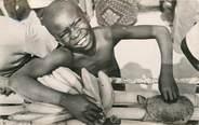 """Afrique CPA CONGO """"Brazzaville, enfant et sa tortue"""""""