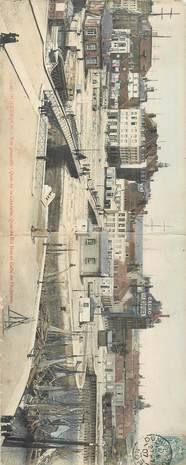 """CPA PANORAMIQUE FRANCE 59 """"Dunkerque"""""""