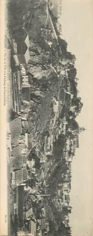 "CPA PANORAMIQUE FRANCE 89 ""Avallon, Faubourg de Cousin la Roche"""