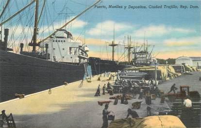 "CPA REPUBLIQUE DOMINICAINE ""Ciudad Trujillo"""