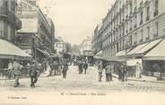"""92 Haut De Seine / CPA FRANCE 92 """"Saint Cloud, rue Dailly"""""""