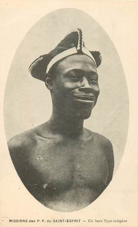 CPA AFRIQUE / Type indigène
