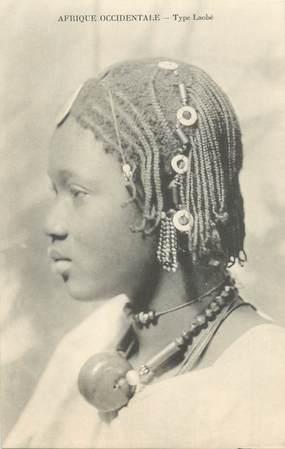 CPA AFRIQUE SENEGAL / Type Sénégalais / FEMME