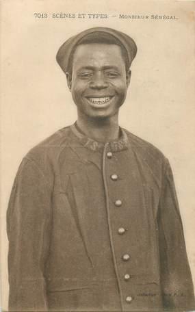 CPA AFRIQUE SENEGAL / Type Sénégalais
