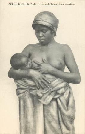 CPA NU AFRIQUE / FEMME