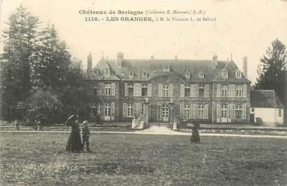 """CPA FRANCE 22 """"Moncontour, Chateau Les Granges"""""""