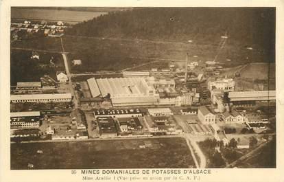 """CPA FRANCE 68 """"Wittenheim, Mines de Potasses d'Alsace"""""""
