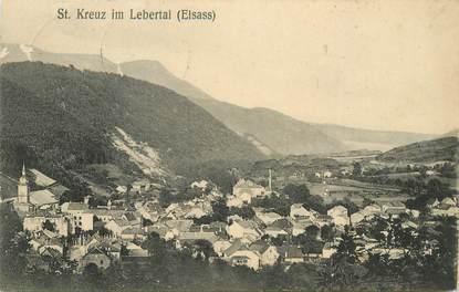 """CPA FRANCE 68 """"Sainte Croix aux Mines"""""""