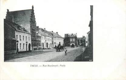 """CPA BELGIQUE """"Theux, rue Hovémont, la Poste"""""""