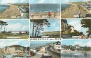 "76 Seine Maritime / CPSM FRANCE 76 ""Quiberville sur Mer"""