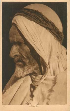 "CPA SCENES ET TYPES / LEHNERT & LANDROCK / TRES BON ETAT ""Arabe, N°116"""