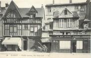 "76 Seine Maritime / CPA FRANCE 76 ""Elbeuf, vieilles maisons, rue Saint Jean"""