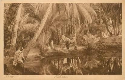 "CPA SCENES ET TYPES / LEHNERT & LANDROCK / TRES BON ETAT "" Nell'oasis, N° 180"""