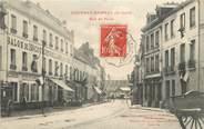 "76 Seine Maritime / CPA FRANCE 76 ""Gournay en Bray, rue de Paris"""