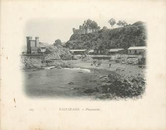 "CPA CHILI ""Valparaiso"""