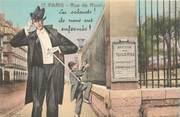 "75 Pari CPA FRANCE 75 ""Paris"" / Série ""N°17, Rue de Rivoli"""