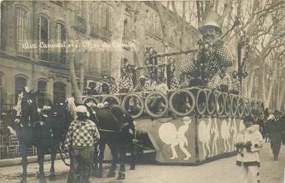 "LOT 520 CPA FRANCE 13 ""Aix, le Carnaval"""