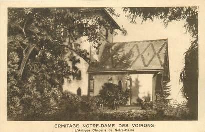 """CPA FRANCE 74 """"Ermitage Notre Dame des Voirons"""""""