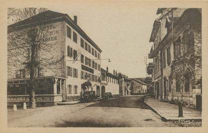 "CPA FRANCE 74 ""Rumilly, Avenue Gantin"""