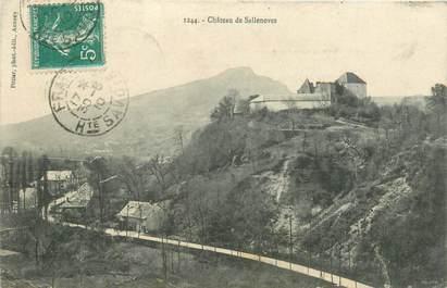 """CPA FRANCE 74 """"Chateau de Sallenoves"""""""