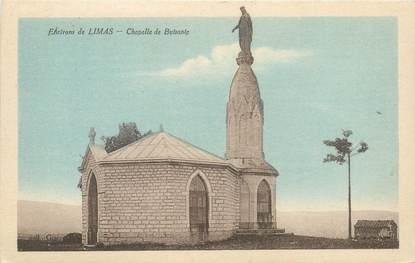 """CPA FRANCE 69 """"Env. de Limas, Chapelle de Buisante"""""""