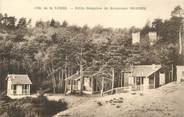 """69 RhÔne CPA FRANCE 69 """"Col de la Luere, Petits bungalows du Restaurant Brazier"""""""