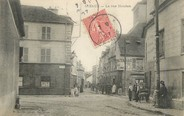 """92 Haut De Seine / CPA FRANCE 92 """"Sceaux,la rue Houdan"""""""