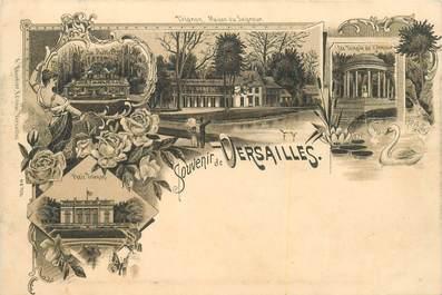 "CPA FRANCE 78 ""Versailles"" / GRUSS"