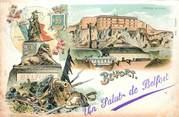 """90 Territoire De Belfort CPA FRANCE 90 """"Belfort"""" / GRUSS"""
