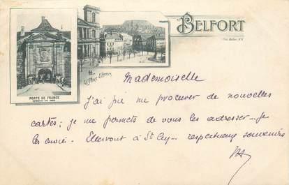 "CPA FRANCE 90 ""Belfort"" / GRUSS"