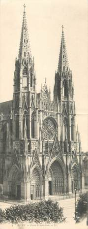 "CPA PANORAMIQUE FRANCE 76 ""Rouen, saint Ouen"""