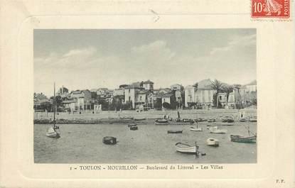 "CPA FRANCE 83 ""Toulon, le Mourillon"""