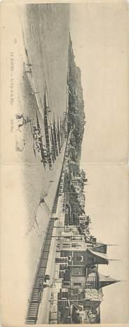 """CPA PANORAMIQUE FRANCE 76 """"Le Havre, le Cap de la Hève"""""""