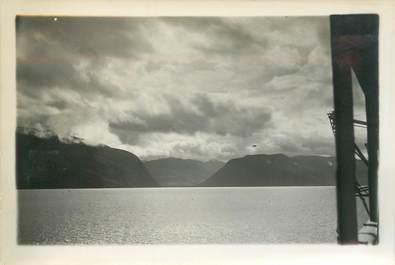 CARTE PHOTO / PHOTOGRAPHIE ORIGINALE EXPEDITION POLAIRE / ISLANDE