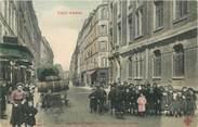"""75 Pari CPA FRANCE 75010 """"Paris, Rue Saint Maur, sortie des écoles"""" / Collection TOUT PARIS / COLORISÉE"""