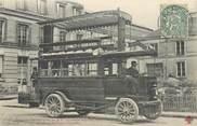 """75 Pari CPA FRANCE 75 """"Paris, Omnibus Automobile"""""""